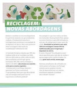 Reciclagem Novas Abordagens